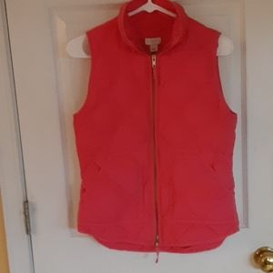 J. Crew Excursion Quilted Puffer Vest